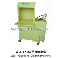 WQ-TX260 Movable Small Toner Cleaning Machine