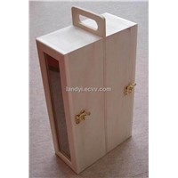Wine Wood Boxes