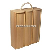 Wood wine Box (W0914)