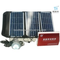 120W portable intelligent mobile power