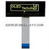 128*32 color oled display module(SMO 12832AW)