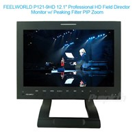 12.1 inch 3G SDI Monitor with Component,Composite Input and Output