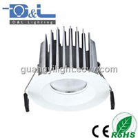 13W 980lm COB LED Ceiling Light Downlight with reflector