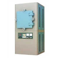 1700 Degree.C Laboratory Electric Resistance Chamber furnace (vacuum, doulbe chamber structure)