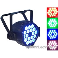 18pcs 3w RGB 3in1 LED Light / Stage Light