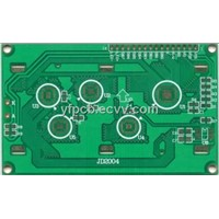 1.0mm Timer Relay PCB