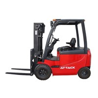 1.5-3t K Series Balance Weight Type Electric Forklift Truck