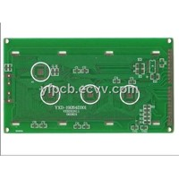 1.6mm HASL Lead Free Finished Bluetooth PCB Board