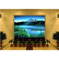 1/8 Scan P6 Indoor Full Color LED Display Board With Wire Ethernet
