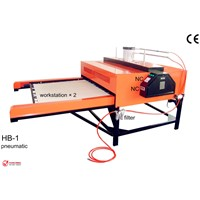 1 Side Auto-sublimation Printer - Print Flat Substrates (Video) - Large Format - Heat Press Machine