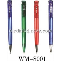 2013 Hotsell Promotional Baller Pen with Logo Printing