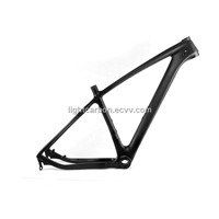 "2013 Lightcarbon 29"" Hard Tail Carbon Mtb Bicycle Frameset"