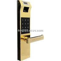 2013 cheap password fingerprint locks for main door and integrated stainless steel