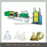 2013 liquid silicon nipple making machine