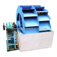 2013 Sand Washing Machine / Spiral Roller Stone Washer / Stone Washer for Mining Process