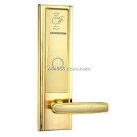 2013 zinc alloy hotel interior digital door lock software
