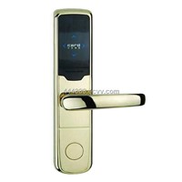 2013 zinc alloy magnetic proximity wireless hotel door lock