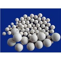 23~30% Al2O3 Inert Ceramic Balls As Catalyst Support/Covering