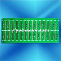 2w High Thermal Conductivity LED Traffic Light PCB