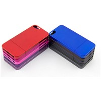 2 Sub-section High-Quality PC Protective Hard Case(Back cover) for iphone 5
