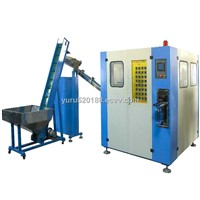 2cavity full automatic blowing moulding machine for bottle