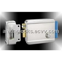 304 Stainless lock for intercom system with PCB electric lock mechanical gate lock AX056