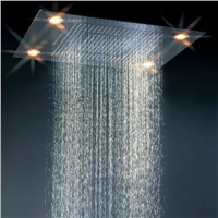 304 stainless steel shower head canopy