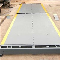 30,50, 60, 80, 100, 120, 150 Tons Electronic Truck Scale Weighbridge