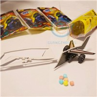 3D Motor Race Toy with Candy