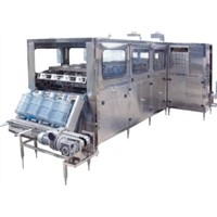 ( 3G, 5g) Barrel Filling Machine (Qgf-600),mineral water