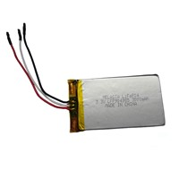 3.3V high temperature Prismatic LiFePO4 batteria with PCM, NTC for solar garden light