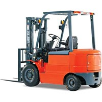 3-3.5T AC Four-Wheel Electric Counterbalaned Forklift Truck