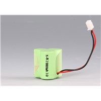 3.6V NiMH Battery 2/3AA800mAh