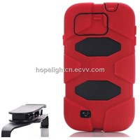 3in1 Silicone Case for Samsung Galaxy S4/i9500