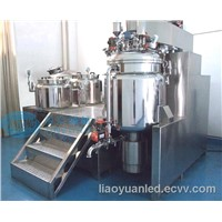 50-3000L lotion mixer cosmetic machine