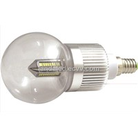 5w High Power Dome Bulb 40w Incandescent Light Bulbs Replacement with 3 Year Warranty