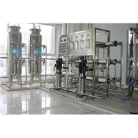 6 T/H pure water equipment    china pure water equipment manufacture plant