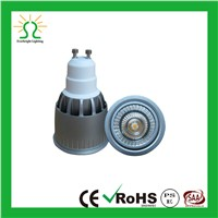 9W GU10 LED Spotlight ,COB LED light,cob led spotlight