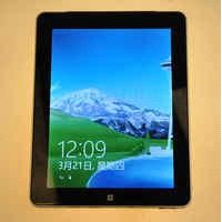 "9.7"" Capacitive tablet PC Intel N2600 Dual Core1.66GHz,PAD,2GB RAM,64G SSD,2USB,1 HDMI"