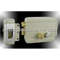 AX006 spray painting Electric door cylinder lock knob lock