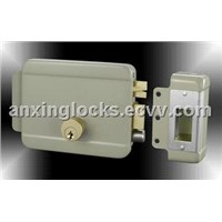 AX040 safe lock with safety plate bar lock gate door lock
