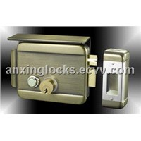 AX046 door phone lock electric shock lock Electric home door lock