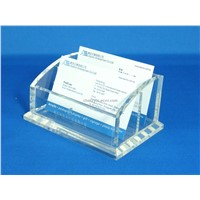 Acrylic office supplies