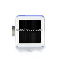 Apple Special Miniature Charging Treasure Solar Power Bank
