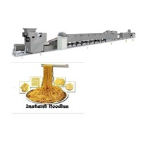 Automatic Instant Noodle Production Line , Instant Noodle Making Machines