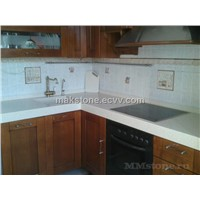 Bathroom Vanity Top And solid surface vanity top