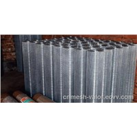 Black Iron Wire Welded Mesh