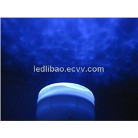 Blue Ocean Wave Projector Speaker