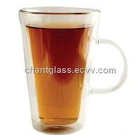 Borosilicate Glass Coffee Cups