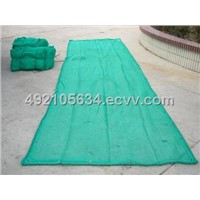 Building Scaffolding Net, Used for Construction Safety, HDPE, Green Color, 110/120g, UV Treatment